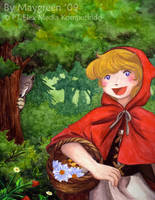 Little Red Riding Hood by Maygreen