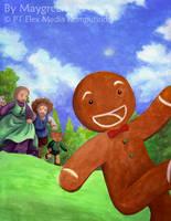 Ginger Bread Man by Maygreen