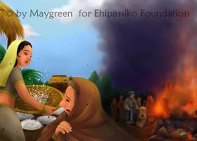 Jataka-RohiniJataka by Maygreen