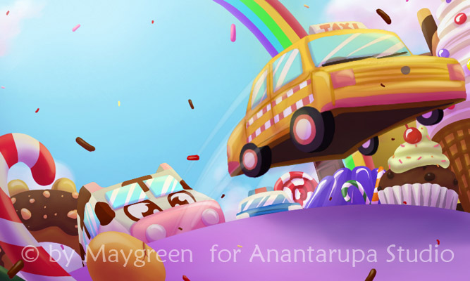 Need for Sweets by Maygreen