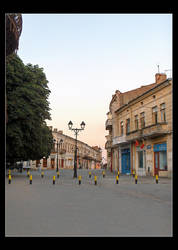 Botosani - Centrul vechi