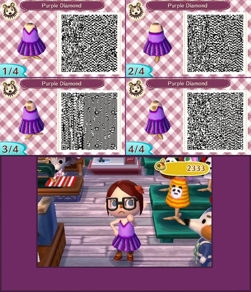 Animal Crossing Fashion Design