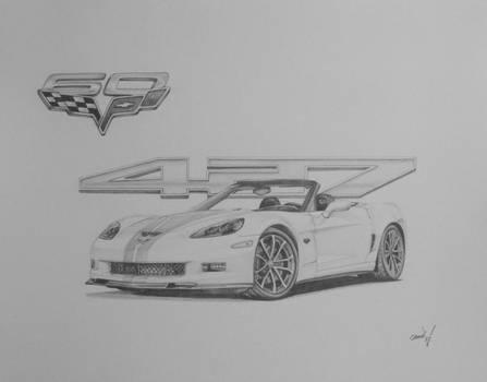 2013 Chevrolet Corvette 60th Anniversary Edition