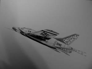 F100D Thunderbird STUDY