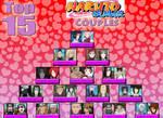 My Top 15 Naruto Couples by SakuraNeedSasuke