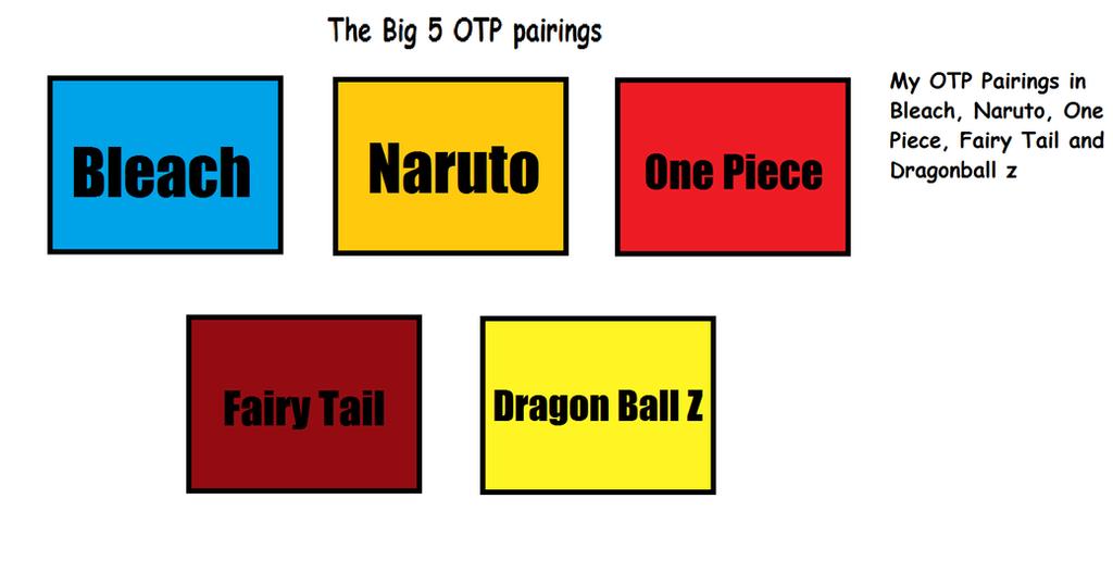 OTP Pairings by SakuraNeedSasuke