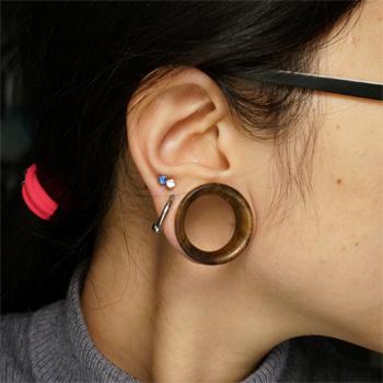 piercing plug