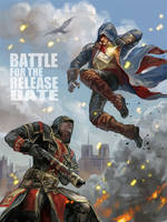 Battle for the release date by sunsetagain