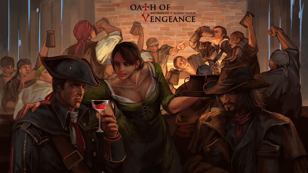 Oath of Vengeance p4 by sunsetagain