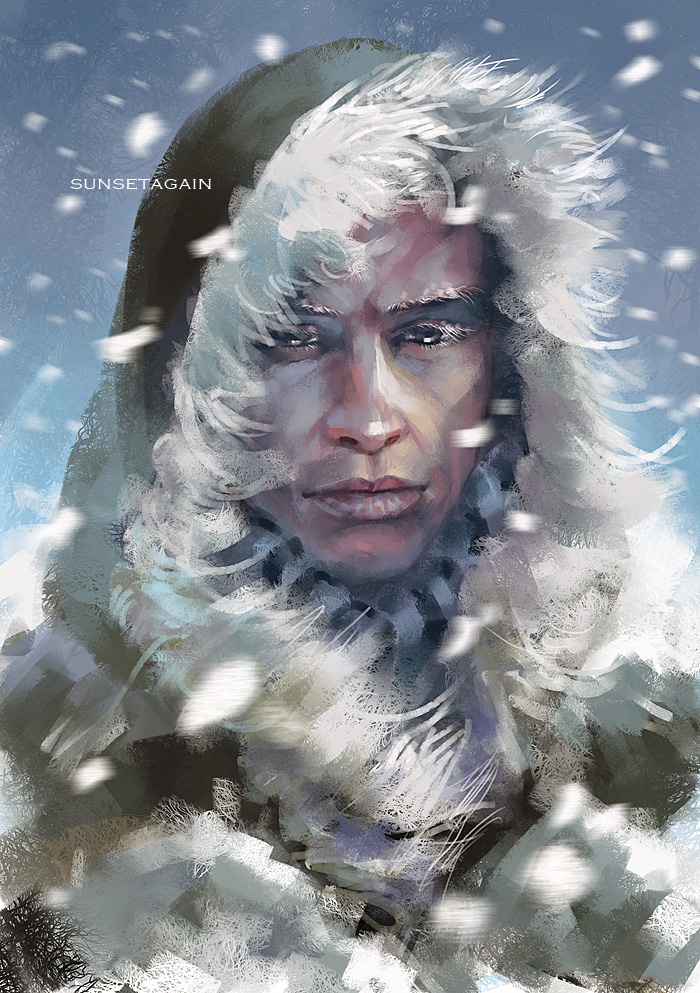 Eskimo by sunsetagain