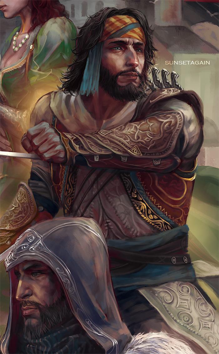 Yusuf Tazim by sunsetagain