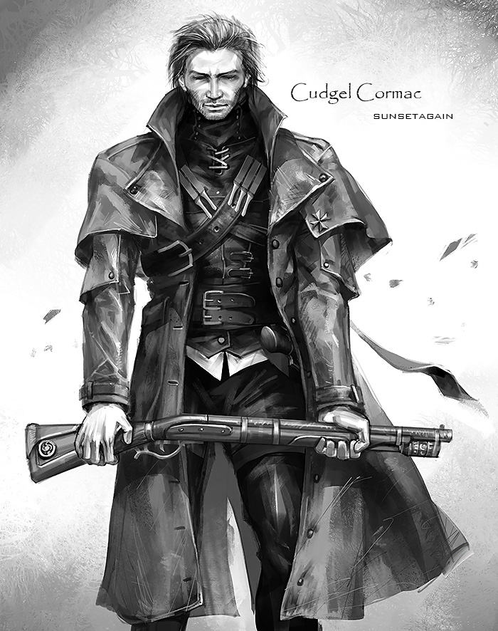 Cudgel Cormac By Sunsetagain On DeviantArt