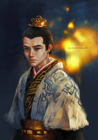 Prince Jing by sunsetagain