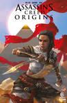 AC Origins cover (Aya)