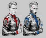 cyberpuck 2077 au
