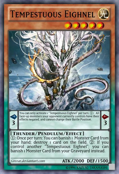 machine pendulum monsters