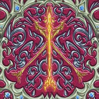 [ARTWORK]Judgement Arrows by grezar