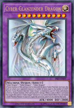 Cyber Glanzender Dragon