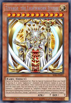 Tzevaot, the Lightsworn Justice