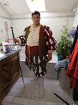 landskecht costume - 16th century
