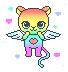 Colorful Apitchoupet by cutiepop