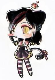 Arttrade: miss yoko by cutiepop