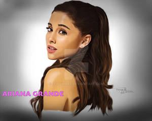 Ariana Grande Art