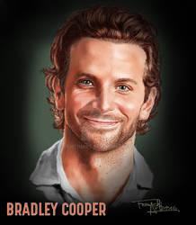 Bradley Cooper Art