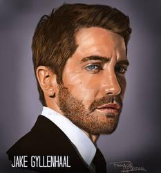 Jake Gyllenhaal Art