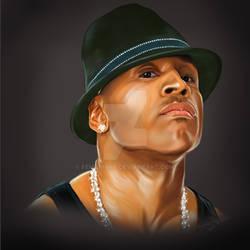 LL Cool J Fanart