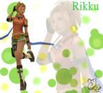 Sweet Rikku