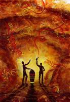 Myth of Creation by ZombieArmadillo