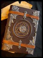 Alchemist's tome by ZombieArmadillo