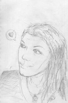 u+223c (~) sketch
