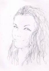 u+223c (~) sketch #3