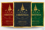Christmas Invitation Template V1 by Thats-Design
