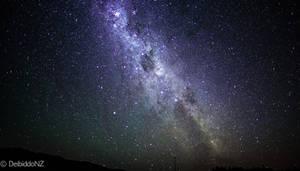 Our Milky Way 2 by DeibiddoNZ