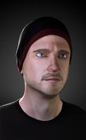 Jesse Pinkman - 3D