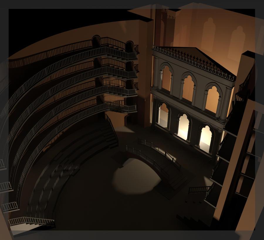 Teatro studio milano r 1 by darkzeriel on deviantart for Circus studio milano