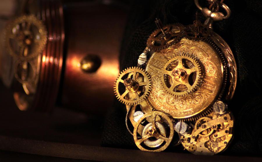 Clockwork Heart Luke by Darkzeriel