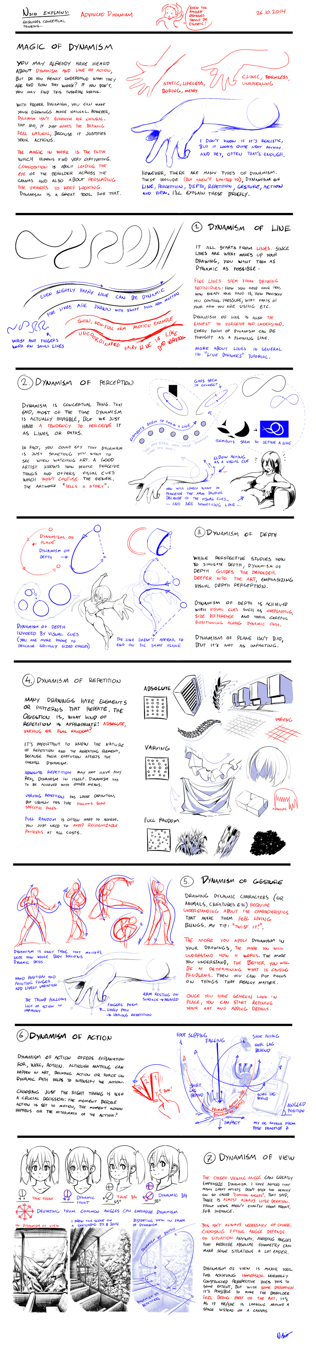 Nsio Explains: Advanced Dynamism by Nsio