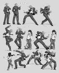 Nsio Pose Practice 9: Anon Party Hard! [Update]