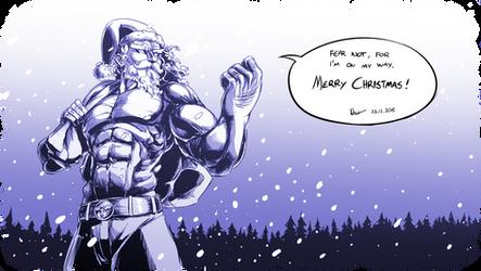 SANTA POWER! Merry Christmas!