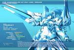 The CoDD: TIAMAT 6A1 Character Sheet