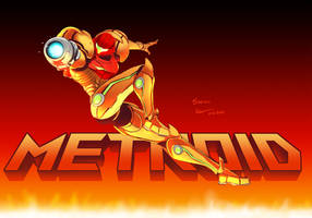 Metroid: Samus Work-In-Progress