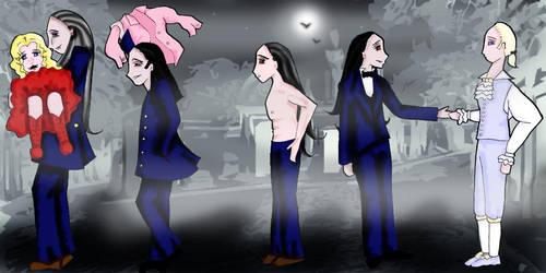 The Farewell Parade by enchantedviolin
