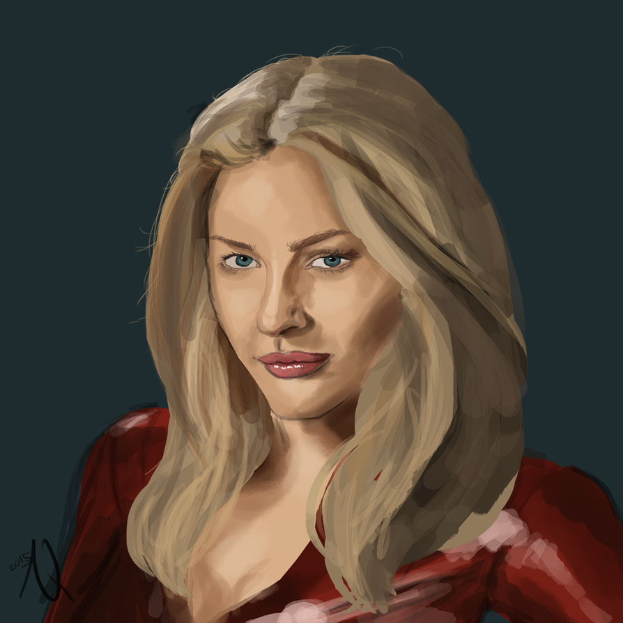 Cara the Mord-Sith by Sky-of-ragnarok