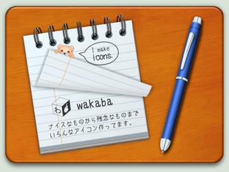 my deviantID by wakaba556
