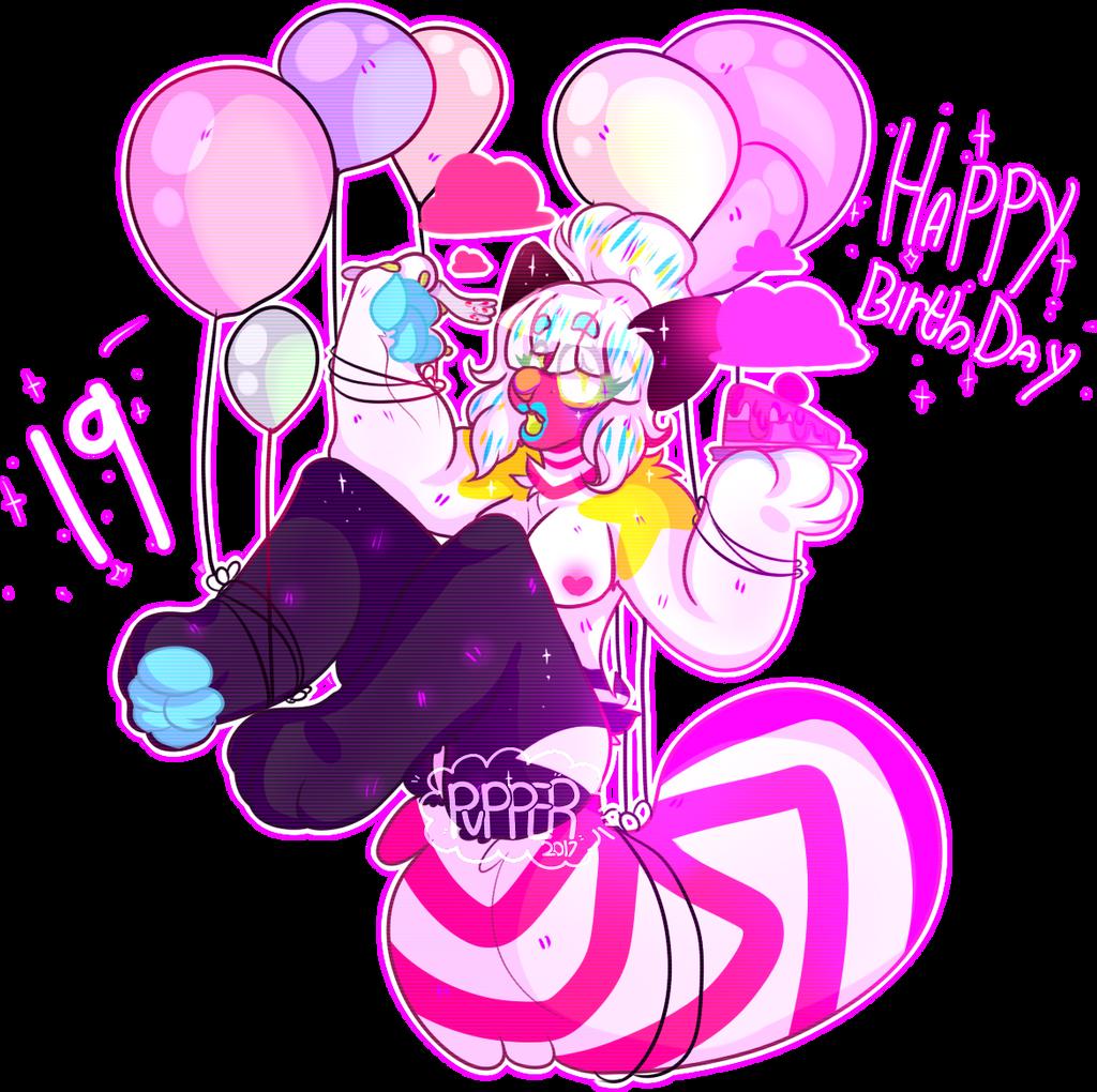 Happy Birthday Mimi! By Pvpper On DeviantArt