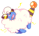{FANART} Mareep!! by Pvpper